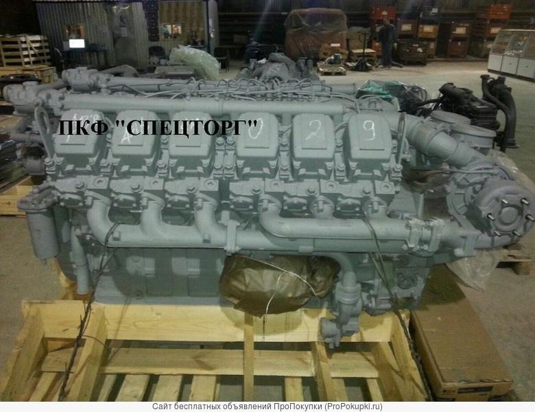 Двигатель ямз 240 НМ2