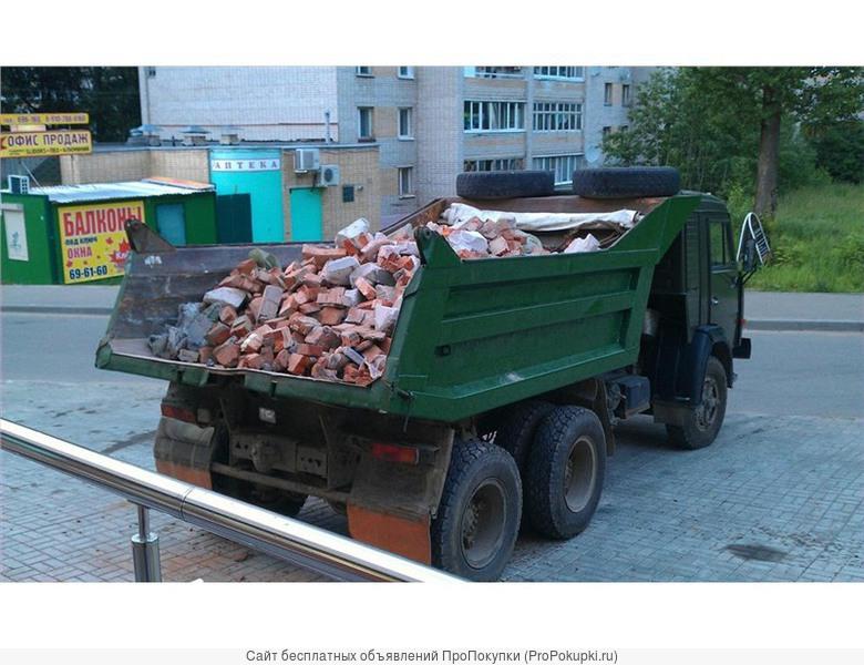 Вывоз мусора. Все районы. Любой транспорт