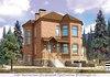 Двухэтажный дом с цокольным этажом 229,32 кв.м