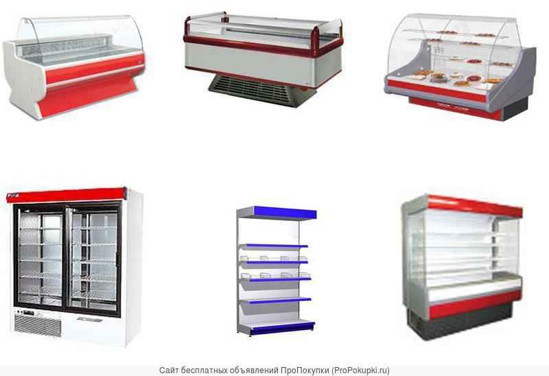 Торговое холодильное оборудование подержанное