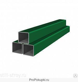 Заборы ОЦ+ПВХ для секции ограждения. Длина 2 метра