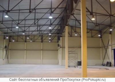 Складские помещения в аренду