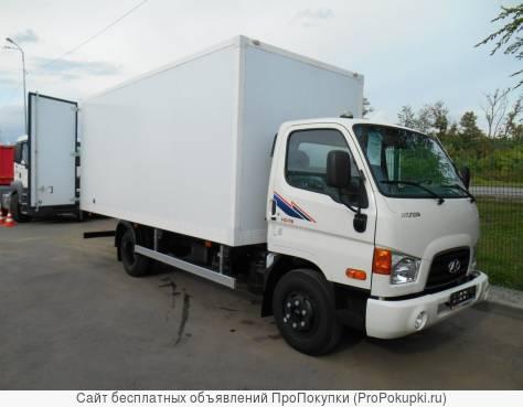 Фургон на шасси Hyundai HD78