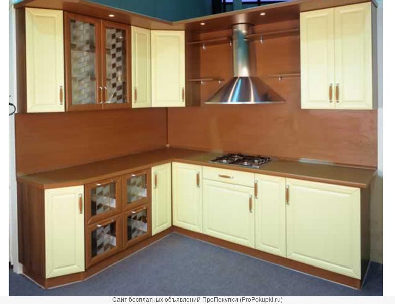 Кухни,шкафы-купе изготовим на заказ по индивидуальным размерам