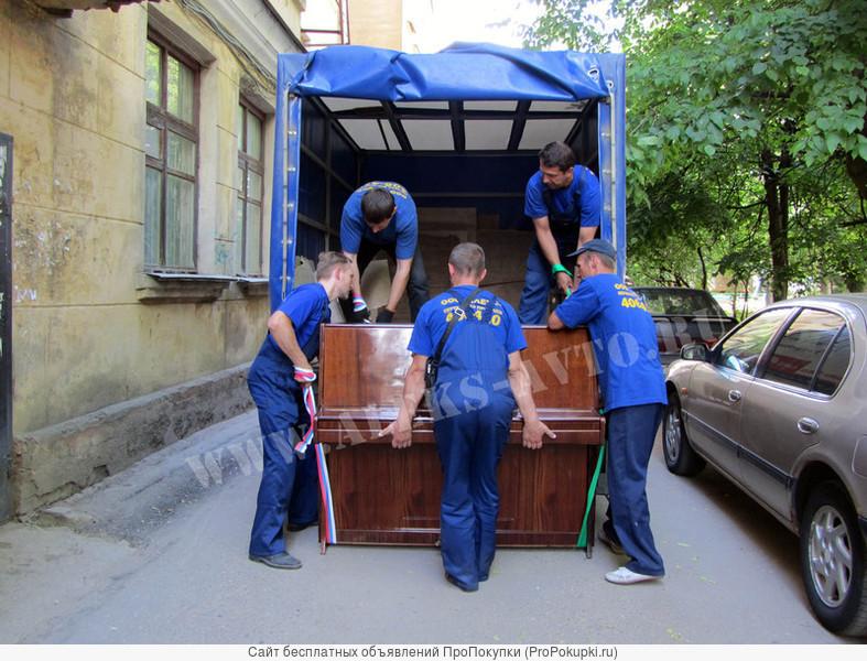 Перевозка пианино, рояля в Смоленске