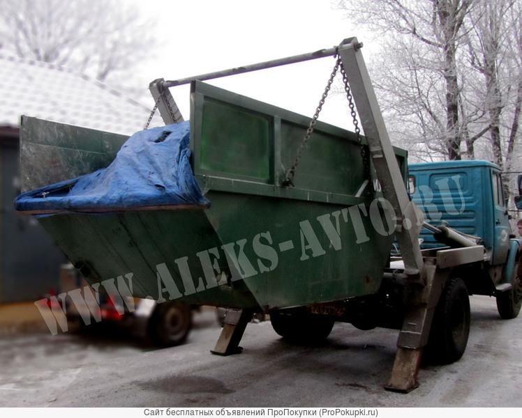 Вывоз крупногабаритного мусора, строительного мусора в Смоленске