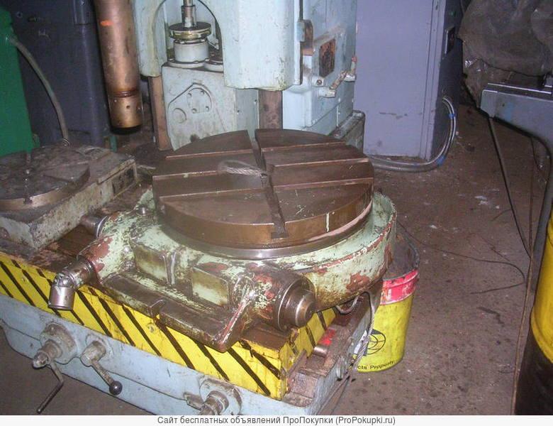 Стол поворотный SM 500 (Ф 500 мм)