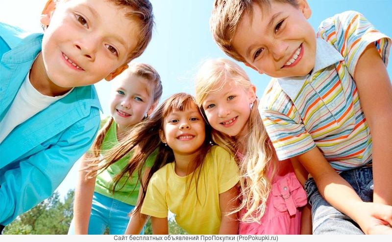 Курс детям от 7 до 13 лет