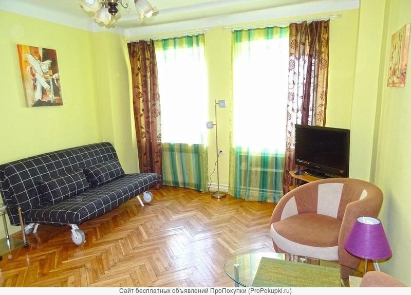 2-к квартира посуточно район ТНГУ