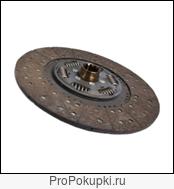 Диск сцепления ведомый упругий (ф 395 мм.) на а/м 4308 Starco