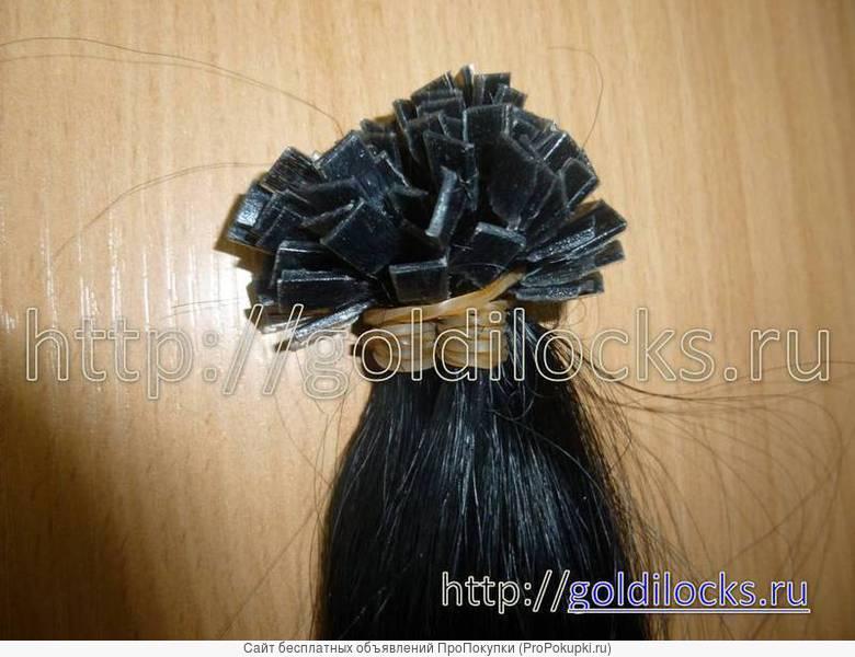 искусственные волосы на заколках 55 см и 75 см
