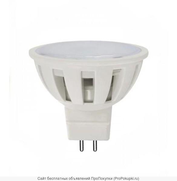 Светодиодная лампа MR 16 220-240В
