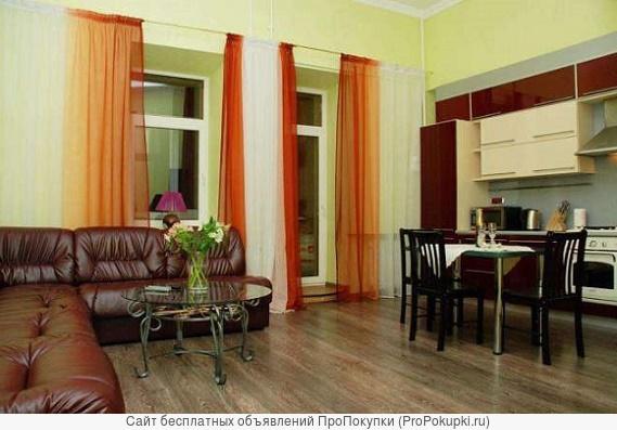 2-комнатная квартира с евроремонтом на ул.Генкиной