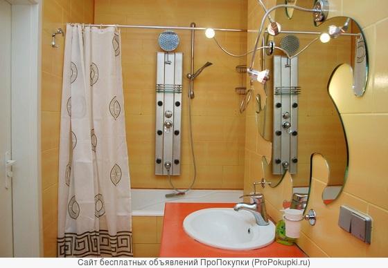 2-комнатная квартира на Казанском шоссе в новом доме