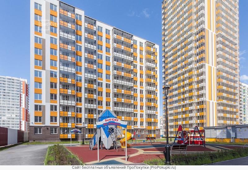Продам большую двухкомнатную квартиру