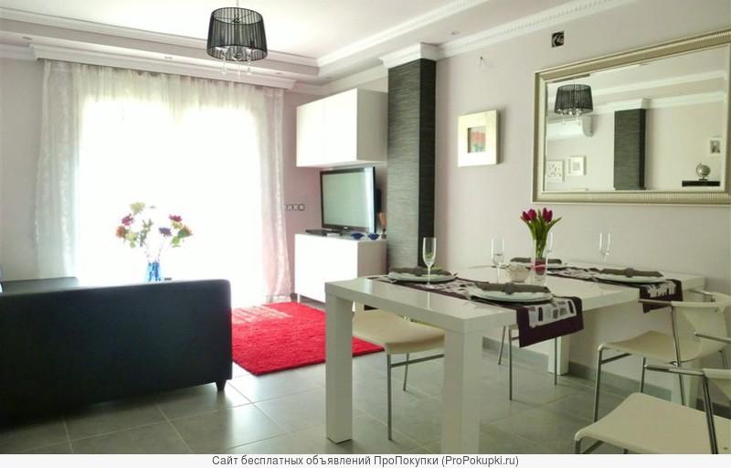 Эксклюзивная двухкомнатная квартира в самом центре Кальпе