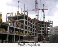 Строительство в Щёкино.