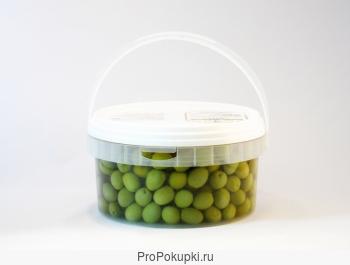 Оливки консервированные Ночаллера 2000гр (чистый вес) -Италия