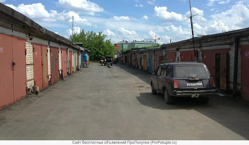 Гараж в ГСК Цементник в Подольске