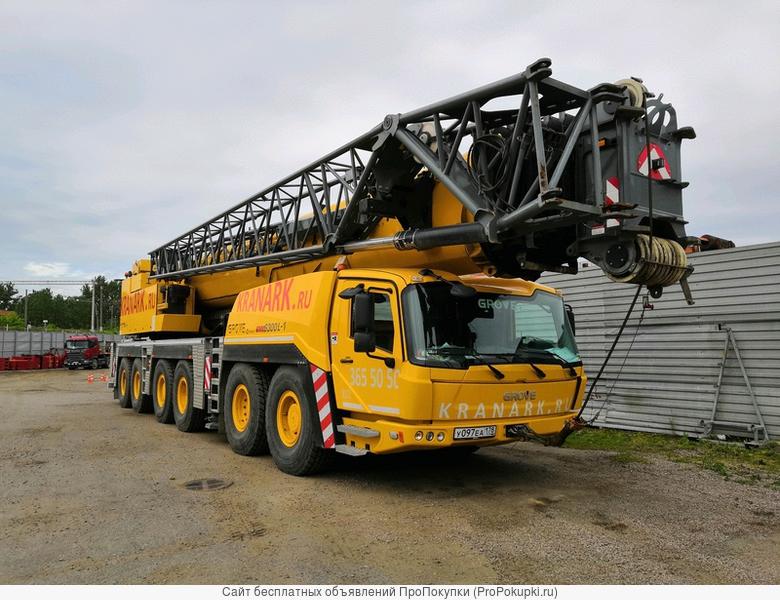 300 тонн Новый Grove GMK6300L-1 автокран в России