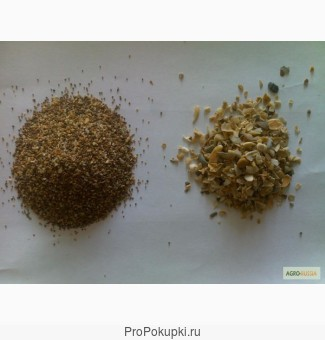 Источники кальция для с/х животных (мел, известняковая мука, ракушка)