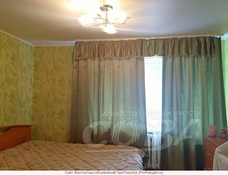 Двухкомнатная квартира в Тюмени
