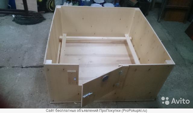 Манеж для щенков ( родильный ящик)
