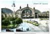 Франкфурт на Майне. Вокзал, 1930 год.