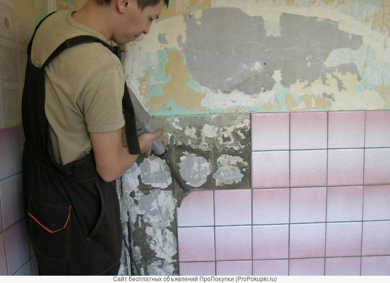 Снести и демонтировать, снос и демонтаж