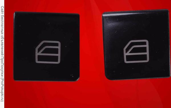 клавиши кнопок стеклоподъёмника Mercedes Е W212,С W204, W207