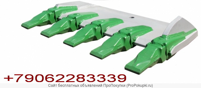Коронки V29SYL для ковшей экскаваторов