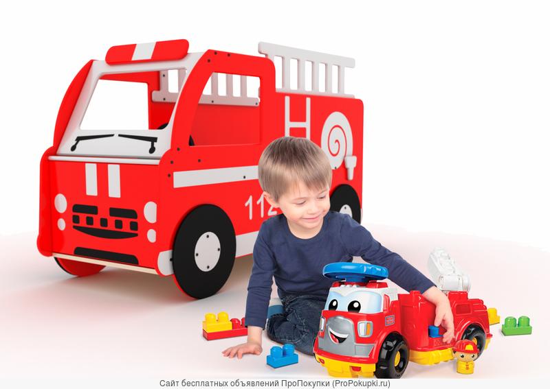 Детская игровая мебель серия Транспорт