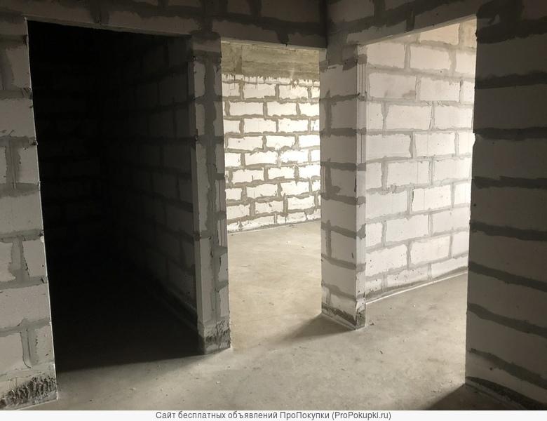 Продам 1-комнатную квартиру 44 м2 в Березовом