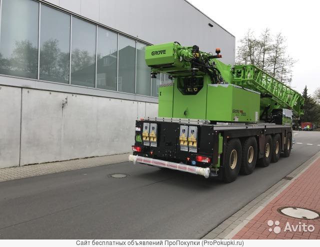 150 тонн NEW Grove GMK5150L Автокран 150т 2018г