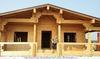 Строительство дома из Арболит Блока