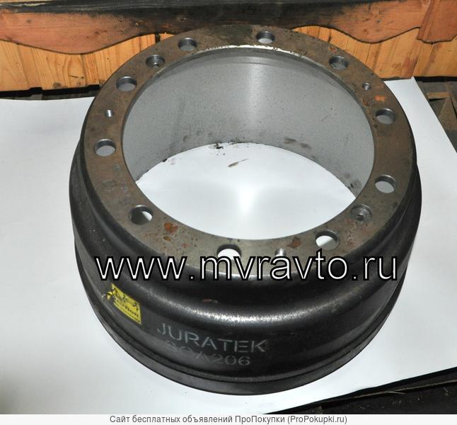 Барабан тормозной SCA206 Juratek новый