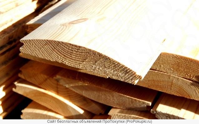 Блок-хаус лиственница 20х135 А(прима)