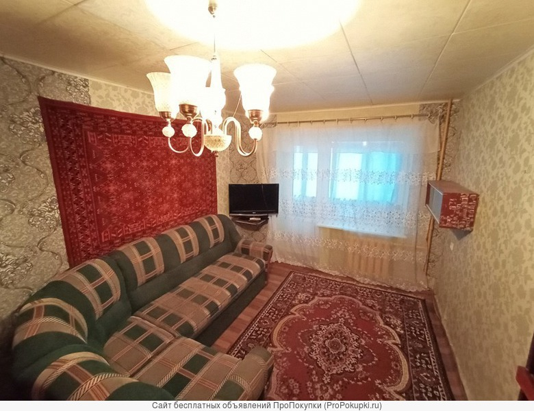 Продается квартира в тёплом кирпичном доме в хорошем месте