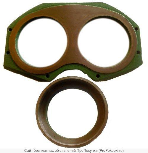 Плита и кольцо Putzmeister DN230