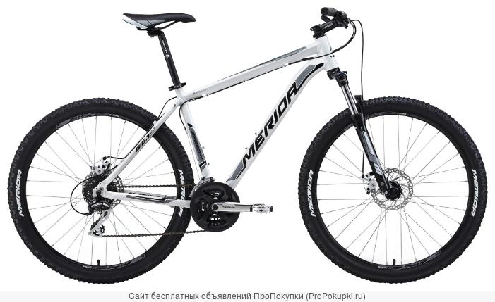 Горные велосипеды с индивидуальным подбором.
