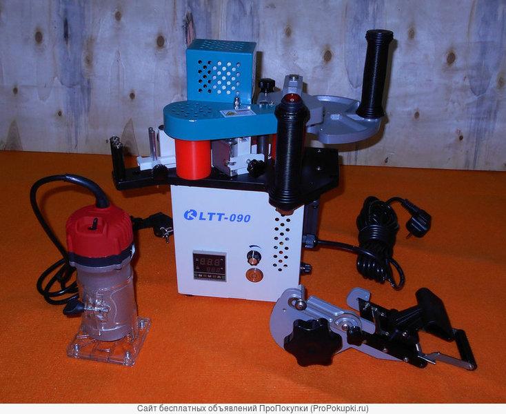 Ручные кромкооблицовочные станки - LTT 080 и LTT090