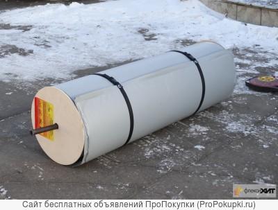 Рулонный термомат: уникальная возможность продолжать стройку зимой