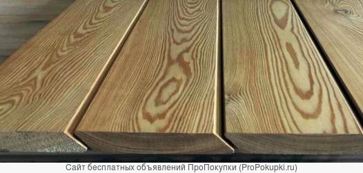 Планкен кедр 20х110 Экстра