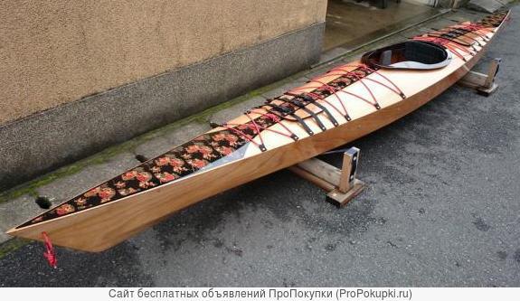 Кит наборы для постройки каяка