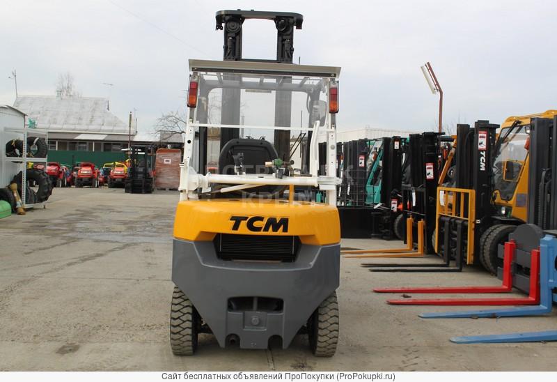 вилочный погрузчик TCM FG20T6H
