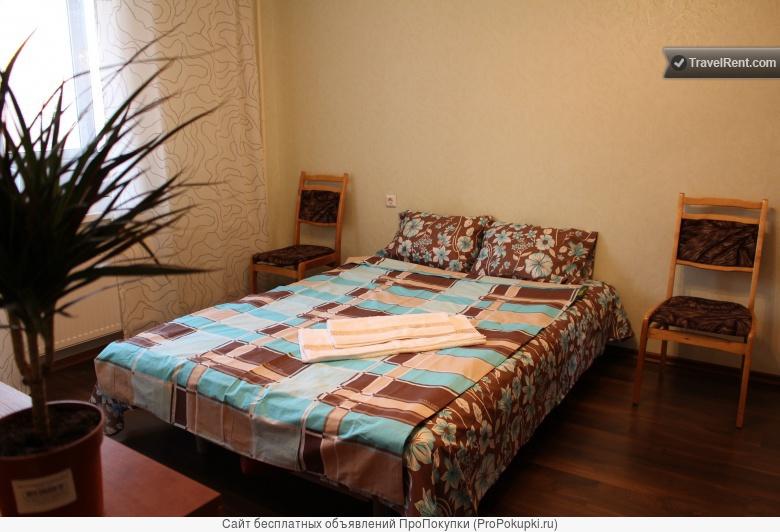 Уютная квартира в Невском районе