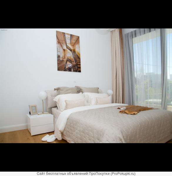 Квартира у моря с одной спальней, туристическая зона Лимассола