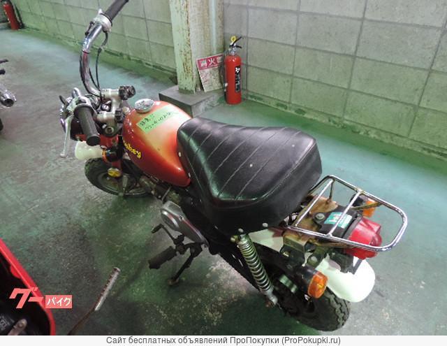 Мопед мокик Honda Monkey рама Z50J Minibike задний багажник