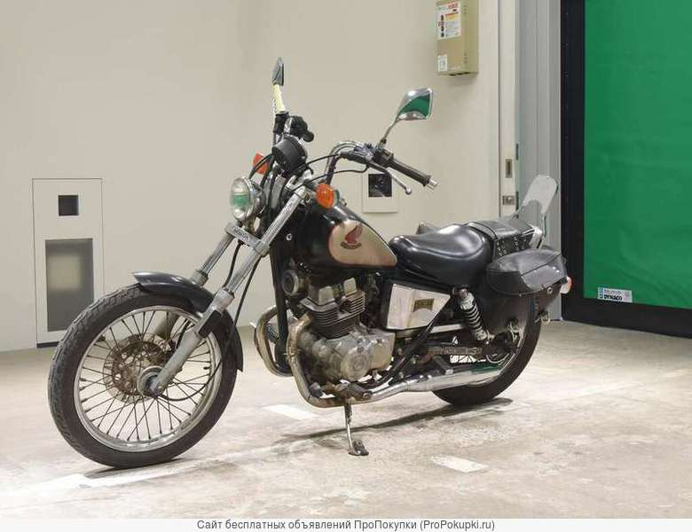 Мотоцикл круизер Honda Rebel 250 рама MC13 тюнинг custom