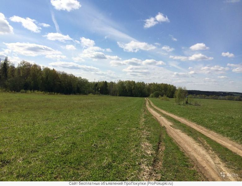 Продаются земельные участки Рузский район